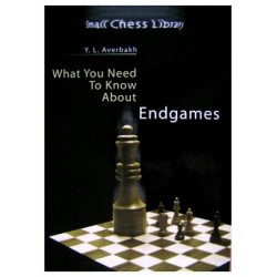 """Y. L. Averbakh \""""What you need to know about endgames\"""""""