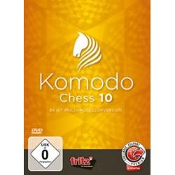 Komodo Chess 10 (P-137/K10)