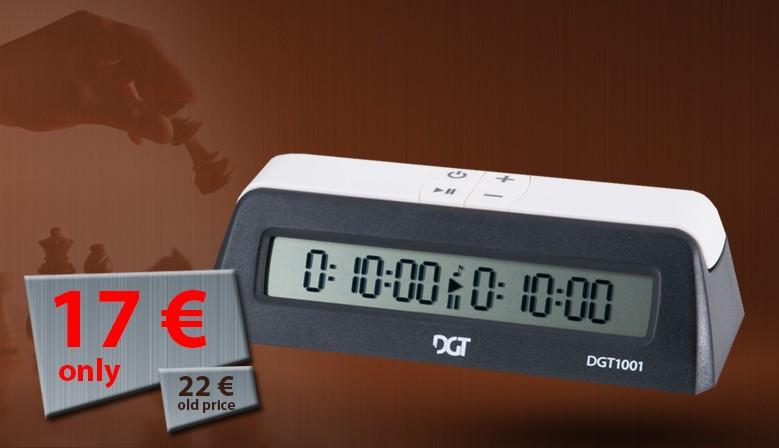 Digital Clock DGT-1001