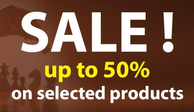 More than 300 products at promotional price! Up to 30% discount